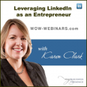 Leveraging LinkedIn - WOW Webinar Recording