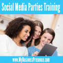 Social Media Parties & Opportunity Events Training Video