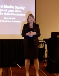 Karen Clark - Direct Sales Social Media Speaker