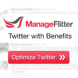 Manage Twitter Accounts with Manager Flitter