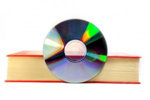 Create Books, CDs and DVDs
