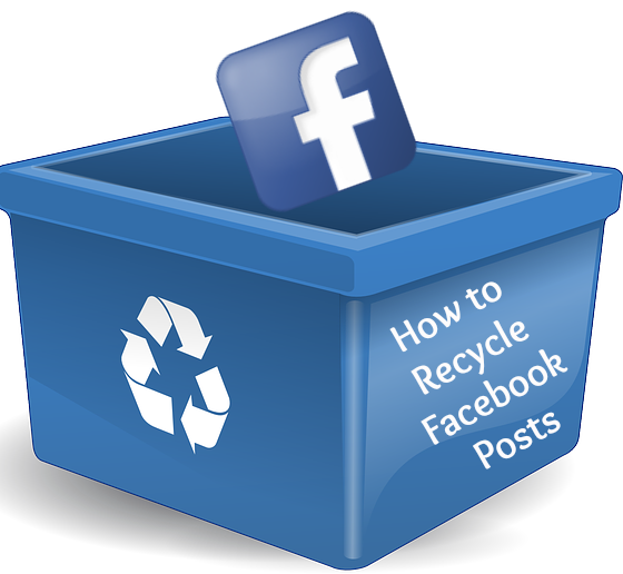How to Recycle Poor Performing Facebook Posts