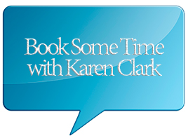 Book a consultation with Karen Clark for social media training.