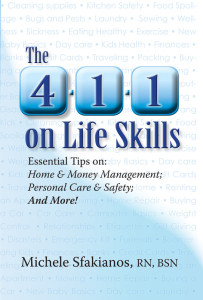 The 411 on Life Skills by Michele Sfakianos
