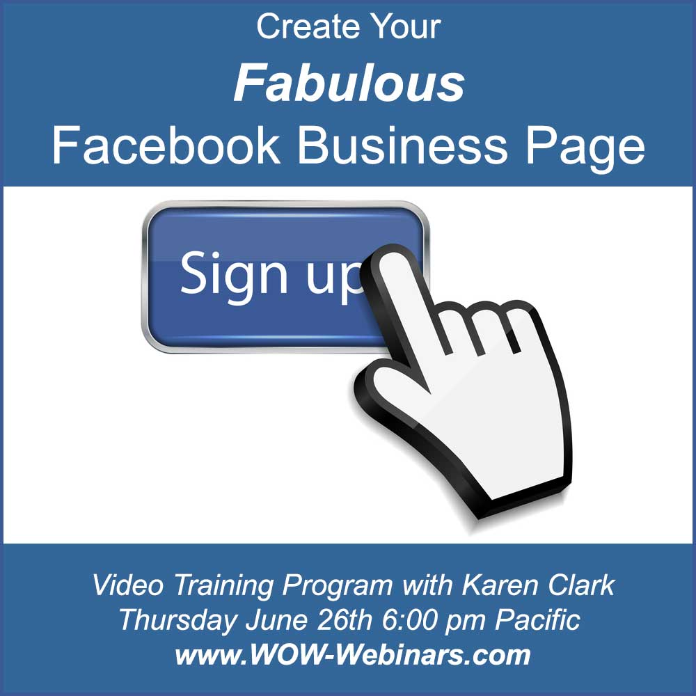How to Create Your Fabulous Facebook Business Page | My Business ...