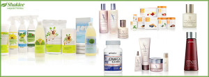 Shaklee Products from Stephen and Rhoda Kindred