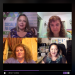 My First Blab - Online Parties