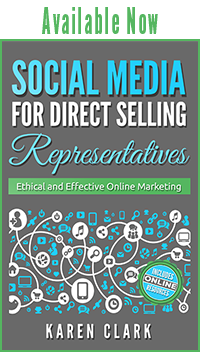 Social Media for Direct Selling by Karen Clark
