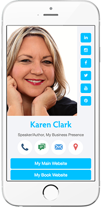 Karen Clark, direct sales speaker and author of social Media for Direct Selling