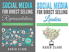 Social Media for Direct Selling Series by Karen Clark