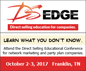 Direct Selling Edge Conference for Direct Sales and Network Marketing Companies